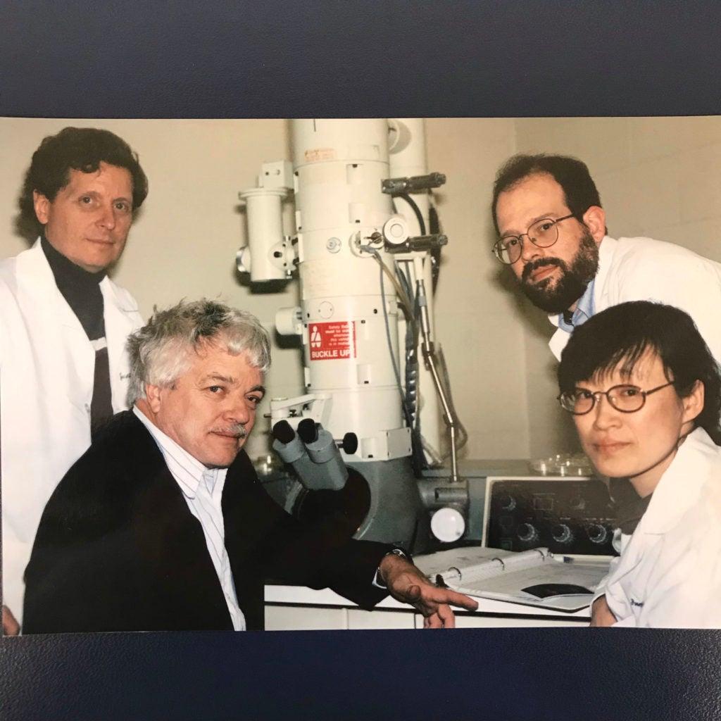 Richard Schlegel, Shin-je Ghim, Alfred Bennett Jensen